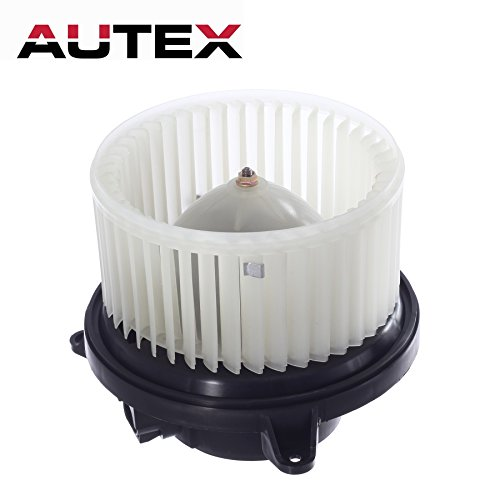 AUTEX HVAC Blower Motor Assembly 700175 27226EA010 Replacement for 2005 2006 2007 2008 2009 2010 Nissan Frontier Pathfinder Xterra 2009 2010 Suzuki Equator with Air Conditioning ()