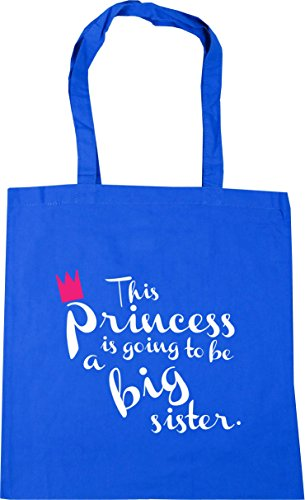 42cm Gym is Cornflower This Shopping big going to HippoWarehouse Tote a princess Beach litres 10 Bag sister Blue x38cm be EPx6Uqn