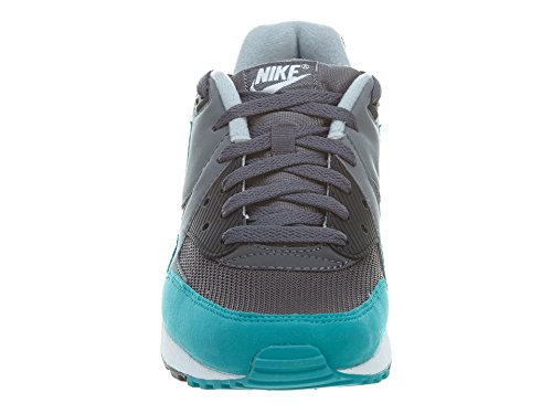 Nike Air Max Lys Væsentlige Herre Grå / Jernmalm / Trb Grøn / dGkwdAvS5v