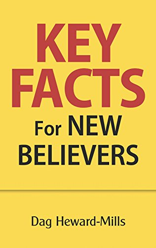 Key facts for new believers kindle edition by dag heward mills key facts for new believers by heward mills dag fandeluxe Images