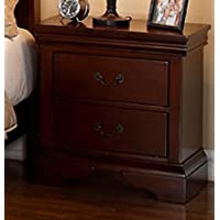 Poundex Nightstand