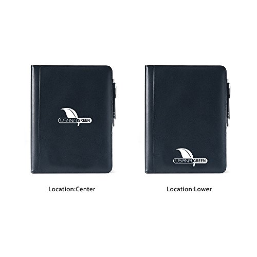 Primary Writing Pad - 25 Quantity - $12.15 Each - BRANDED / DEBOSS PRINT with YOUR LOGO / CUSTOMIZED by Sunrise Identity