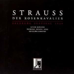 """Richard Strauss: """"Der Rosenkavalier"""" / 1949 Salzburg Festival / Reining, Novotna, Güden, Vienna Phil., Szell"""