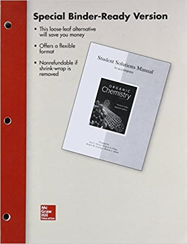 Loose leaf student solutions manual organic chemistry francis a loose leaf student solutions manual organic chemistry 10th edition fandeluxe Images