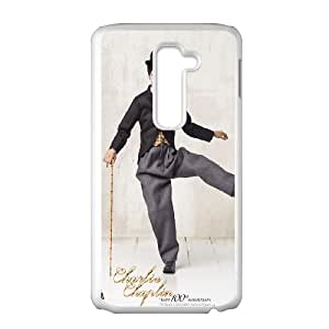DIY phone case Charlie Chaplin cover case For LG G2 AS2P7748379