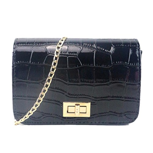 CrossBody for TOPUNDER J Shoulder Bag Black Woman Leather Mini Girl Cheap Bag by qTXcwH10