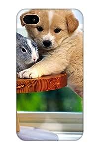 Exultantor Brand New Defender Case For Iphone 4/4s (animal Cute) / Christmas's Gift
