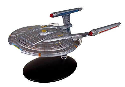 Star Trek Starships Special S.S. Enterprise NX-01 Refit Die-Cast Metal Vehicle with Magazine #6 ()