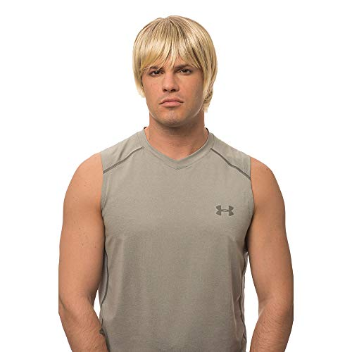 Surfer Dude Men's Costume Wig from Franco American Novelty Company