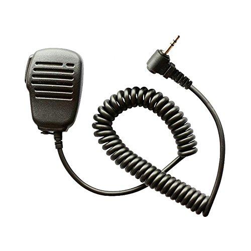 (Marvogo Rainproof Shoulder Remote Speaker Mic Microphone PTT for Motorola Talkabout Walkie Talkie Two Way Radio 1pin)