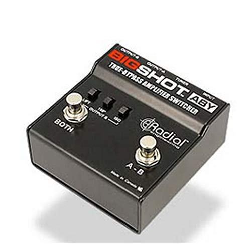 - Radial BigShot ABY True Passive Switcher