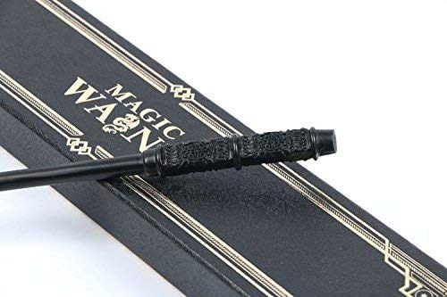Witches and Wizards Wand Cosplay Wand | with Steel CORE (Style 7)