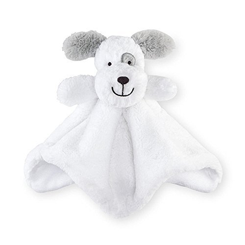 Koala Baby White Puppy Security Blanket