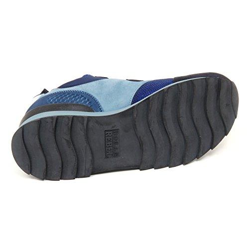 Tienda De Descuento Despacho Amazonas D2348 sneaker uomo HOGAN REBEL R261 scarpa blu slip on shoe man Blu Venta Directa De Fábrica En Venta Tienda Online De Italia cJS24y
