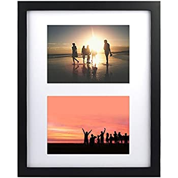 Amazon Com 11x14 Collage Picture Frame Displays Two
