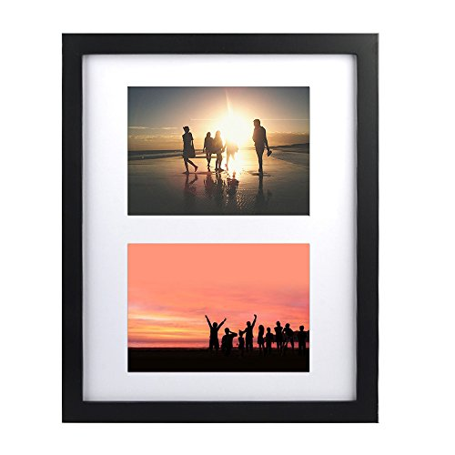 11x14 Collage Picture Frame, Alotpower Wooden Wall Picture F