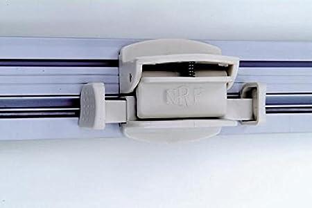 Cassetta Oscurante Zanzariera Grigio NRF 500 Accessori Camper Caravan