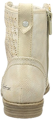 318 318 Mustang Femme 543 Marron Classiques Bottes Taupe 1157 qEHExCw0