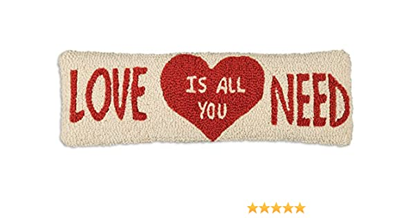 Chandler 4 Corners Love Is All You Need 8X24 Pillow