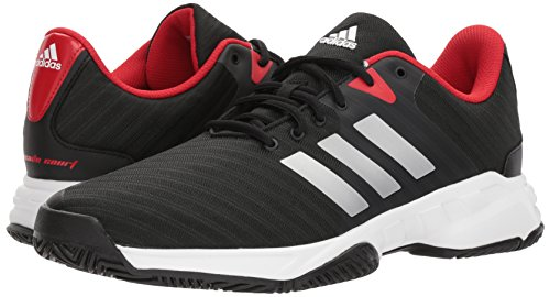 Pictures of adidas Men's Barricade Court 3 Tennis Shoe 11 M US 4