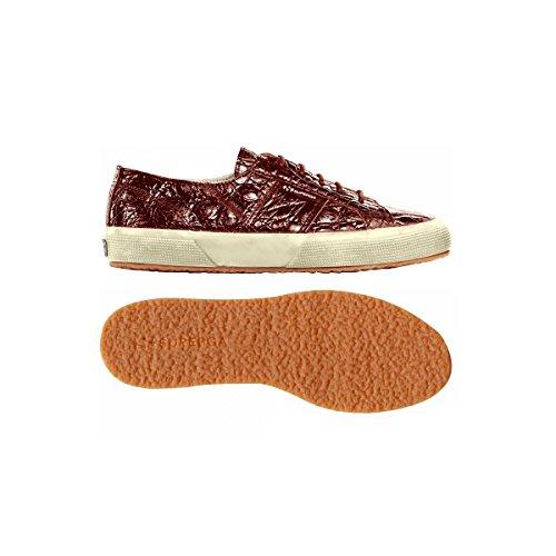 Le Superga Brown Estreme Scarpe 2750 crocodile Uqwdnqz5