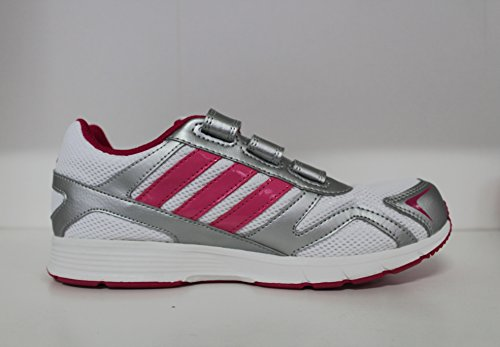 adidas Cleaser Cf K Running/Course for Woman White/Pink White/Pink