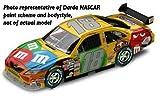 : Darda Kyle Busch's M&Ms #18 NASCAR UltraSpeed Car 1/64 Scale