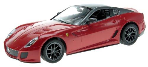 1/14 Scale Ferrari 599 GTO Radio Remote Control Sport Car RC RTR (Black)