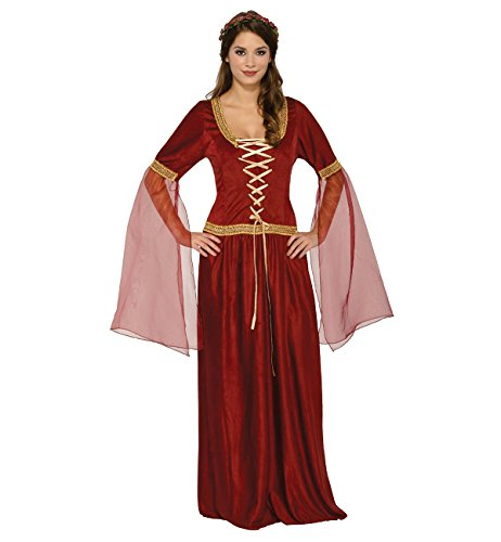 Maiden Faire Adult Costumes (Damsel Adult Costume - Large)