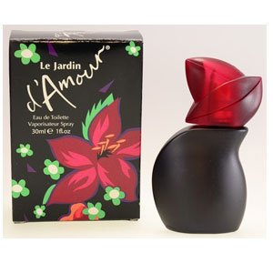 Compare price to eau d eden for Cacharel le jardin