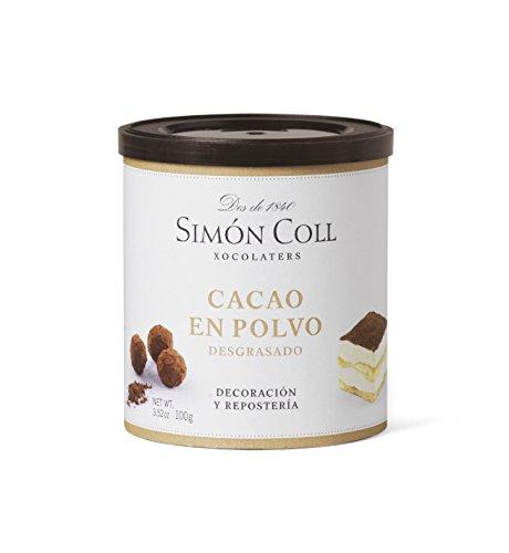 Chocolates Simón Coll, Cacao soluble (En polvo) – 100 gr.