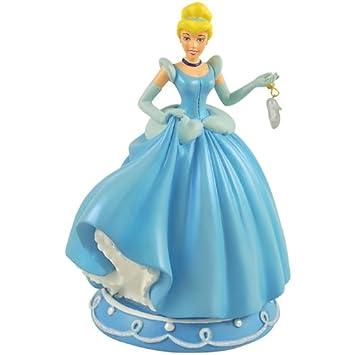 Westland Giftware Disney s Cinderella and Glass Slipper Figurine, 5-1 2-Inch