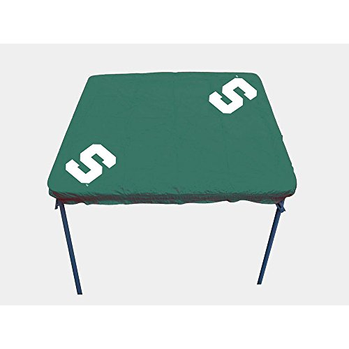 Rivalry NCAA Michigan State Spartans Card Table Cover