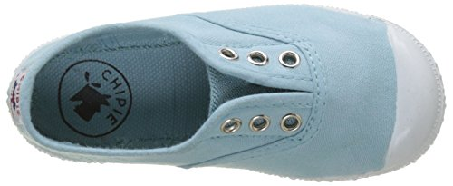 3 CHIPIE 005 Unisex Infant Azur Cayenne Kids' Josepe Blue 3 Trainers UK 0Bq0rC
