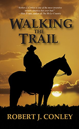 book cover of Walking the Trail