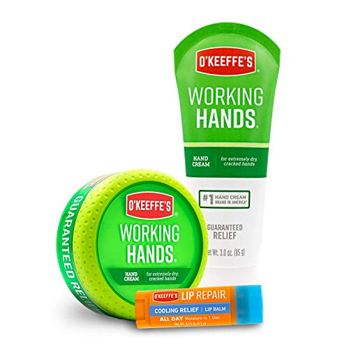 O'Keeffe's Working Hands & Lip Repair