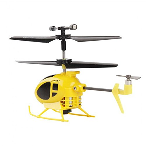 Mini Rc Helicopter Case (SYMA S6 Mini 3 Channel Super Mini Micro RC Remote Control Helicopter with Gyro Indoor)