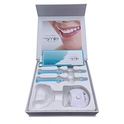 Mysmile Professional Teeth Whitening Kit Natural Home Dental