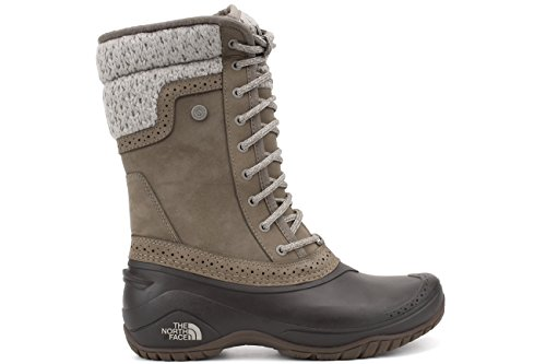 Split dove Face Ii Grey D'hiver Brown Toile Femmes The North Shellista Rock Botte Tall z6wFq