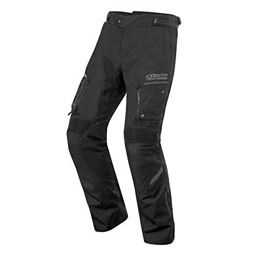 Alpinestars Men's Valparaiso 2 Drystar Pants (Black/Anthracite, X-Large)