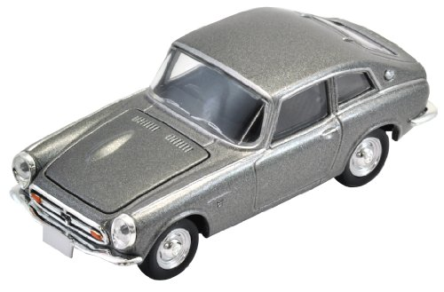 Tomica Limited Vintage LV-126d Honda S800 Coupe (gray)