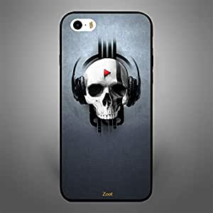 iPhone 5 Music Skull