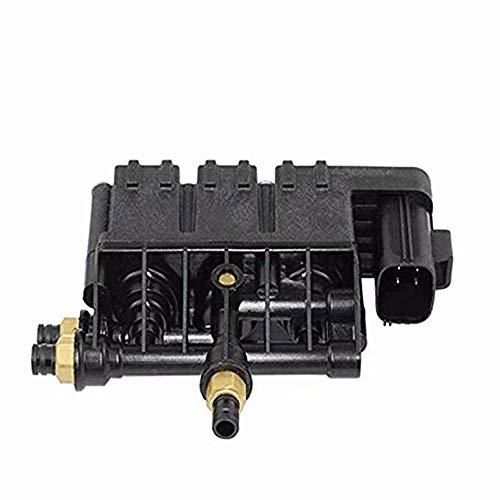 EMIAOTO Air Suspension Reservoir Rear Valve Block OEM RVH500050 for Land Rover Range Rover Sport LR3 LR4