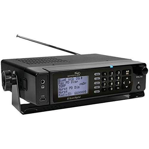 3 best digital police scanners ws1095 for 2019