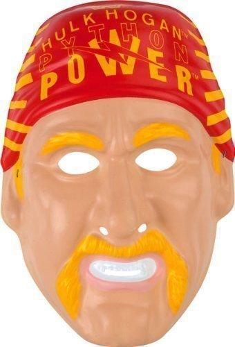 Hulk Hogan - Child Mask (Hulk Hogan Costume Kids)