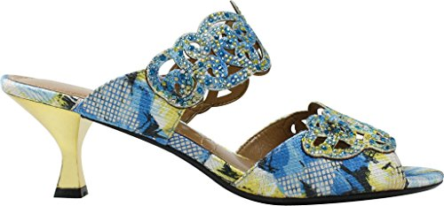 J Blue Francie Multi renee Womens Ua1q7Uw