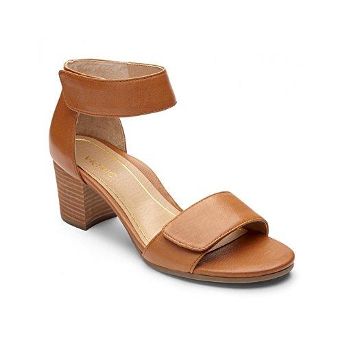 Sandalo VALEIC donna Solana Tan Vitello