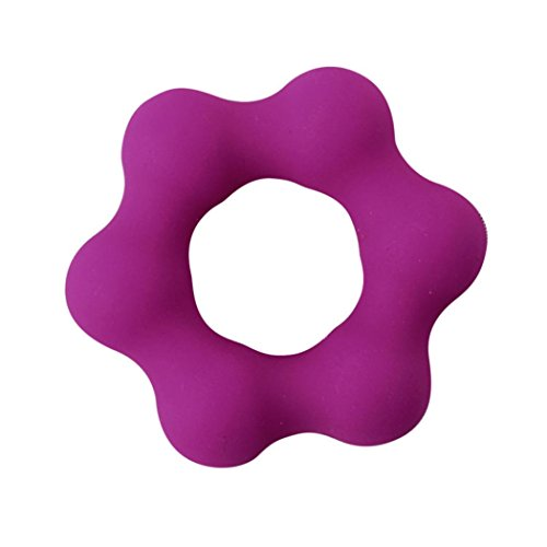 Soft Touch Of Silicone Cock Rings, KOOZIMO 100% Penis Retardant Time Rings Sex Adult Male