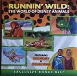 wild target movie - Bambi Target Exclusive Bonus DVD- Runnin' Wild: The World of Disney Animals