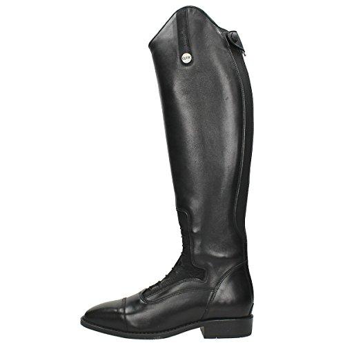 Stivali Da Equitazione Quilla Sevilla - Nero - Gr 36-xlw